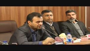 سخنان فرماندار بوکان در مراسم معارفه شهردار جدید این شهر
