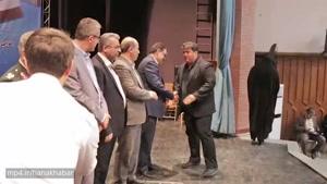 مدير آموزشگاه رانندگي پويان بوکان نمونه ترافیکی آذربایجان غربی معرفی شد