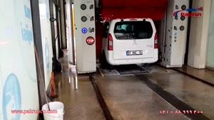 کارواش دروازه ای اتوماتیک ISTOBAL M&#۱۴۶Nex ۲۲ آنالیا ترکیه