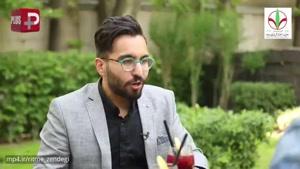 مهراب قاسم خانی از خجالت قالیباف و احمدی نژاد درآمد
