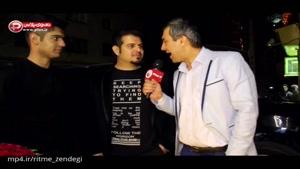 ستاره ها در شب مهمانی لوکس آقای خواننده در نیاوران/بهنام صفوی از بصکافه اش رونمایی کرد