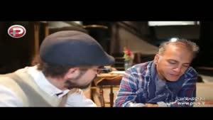 آذرنگ : بازیگری بعداز کارگری معدن سخت ترین کار دنیاست