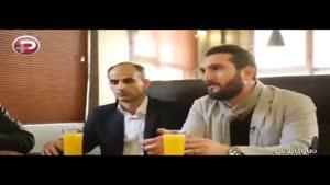 دورهمی پرسپولیسی ها و استقلالی های ارمنی فوتبال ایران