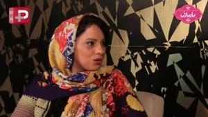 خواستگاری متفاوت بازیگر زن تلویزیون ایران که سی روز طول کشید/روشنک عجمیان در مادمازل تی وی پلاس