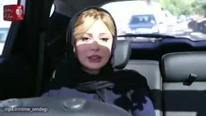 اشک های دختری که آرزویش بغض گلوی ستاره زن سینمای ایران شد;