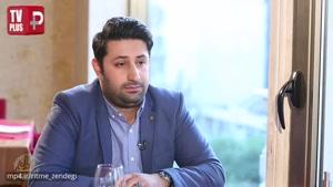 بغض ستاره سریال صاحب دلان با سوال مجری ترکید: آقای خامنه ای فرمودند هیچ جایش را سانسور نکنید