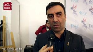 ابراهیم داروغه زاده از جمع شدن فرش قرمز فیلمها در جشنواره فیلم فجر خبر داد