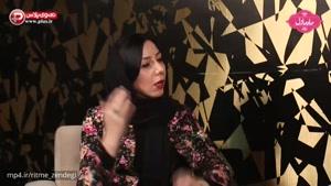 نیوشا ضیغمی: ازدواجم با آرش بخاطر پولدار بودنش نبود
