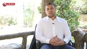 یک آمریکایی عامل شهرت افسانه ای یک پسر ایرانی شد