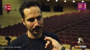 پرده برداری خواننده مشهور از اتهام استفاده از رانت و تنش با محمدعلیزاده