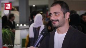 استایل خاص و چشمگیر ستاره جوان سینمای ایران روی فرش قرمز ایتالیایی ترین فیلم سال ایران