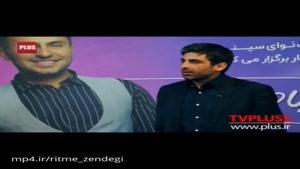 حمید گودرزی:روی صحبت من در برنامه دورهمی یک دارو دسته ای در سینما بودند نه یک بازیگر خاص!