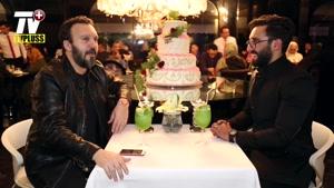 مهمانی VIP در شهرک غرب تهران؛ سام درخشانی و کامبیز دیرباز ستاره های شب پراتفاق یک جشن لوکس