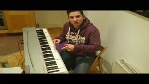 آموزش پیانو به زبان ساده جلسه اول