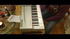 آموزش پیانو به زبان ساده جلسه دوم