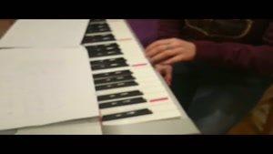 آموزش پیانو به زبان ساده جلسه سوم