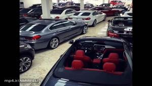 بهترین نمایشگاه اتومبیل تهران با سرمایه ای بالغ برز
