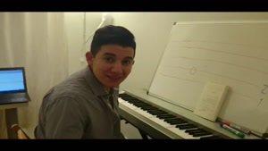 آموزش پیانو به زبان ساده جلسه هفتم