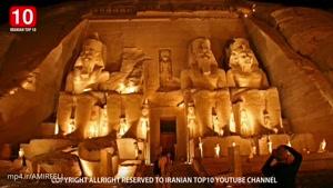 ۱۰ واقعیت عجیب درباره اهرام مصر