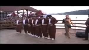 اجرای رقص کردی در کشور لهستان