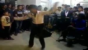 استاد رقص