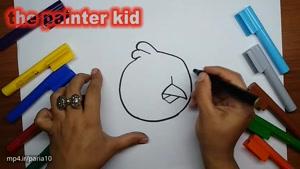 آموزش نقاشی به کودک