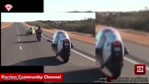 نسل جدید موتور سیکلت ها در آینده