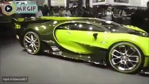 جدیدترین ماشین دنیا