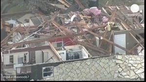 حوادث(طوفان مرگبار در ایالت تگزاس)