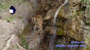 زیباترین آبشارهای کرمانشاه
