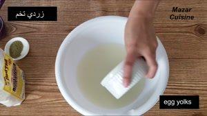 طرز تهیه پخت نان برنجی