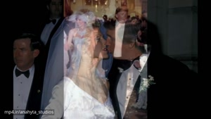 فیلم عروسی دونالد ترامپ رئیس جمهور آمریکا