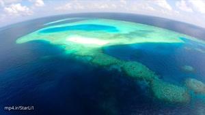 فیلم برداری هوایی و خارق العاده از مالدیو