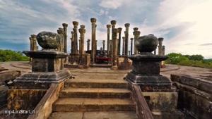 فیلم برداری هوایی از سری لانکا