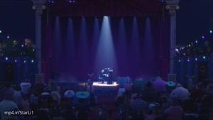 سکانس اجرای کنسرت گوریل در انیمیشن sign