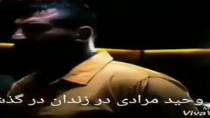 وحید مرادی در زندان کشته شد
