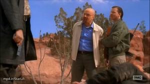 سکانس کشته شدن هنک در سریال بریکینگ بد
