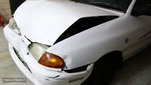 چگونه ماشین خود را صافکاری کنیم ؟