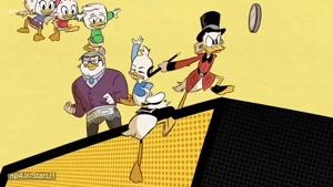 انیمیشن ماجراهای داک Duck Tales 2017 دوبله فارسی-قسمت چهارم