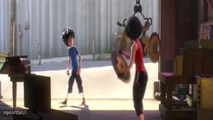 موزیک ویدیو از انیمیشن ۶ ابر قهرمان با دوبله فارسی
