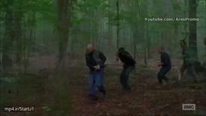 فصل هشتم قسمت سوم The Walking Dead