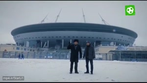 استادیوم کرستوفسکی میزبان دیدار ایران و مراکش در جام جهانی 2018