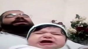 تاثیر آهنگ شاد و غمگین روی بچه