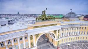 دیدنی های روسیه تور سن پترزبورگ