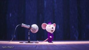 سکانس اجرای کنسرت مک در انیمیشن sign
