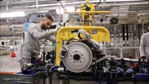 روند تولید خودروی جدید پژو 508