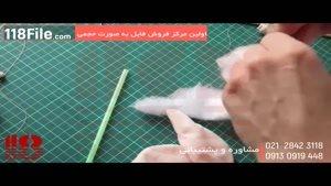 آموزش ساخت عروسک های روسی بطور کامل