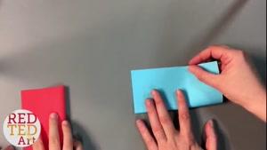 آموزش ۰تا۱۰۰ ساخت اوریگامی های جذاب ۰۲۱۲۸۴۲۳۱۱۸-۰۹۱۳۰۹۱۹۴۴۸-wWw.۱۱۸File.Com