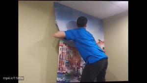 آموزش نصب کاغذ دیواری در www.۱۱۸File.Com