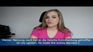 آموزش کامل زبان آلمانیB۱